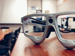 Eye-Tracking Glasses